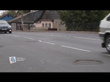 Курск и убитые дороги 03.10.2017 год
