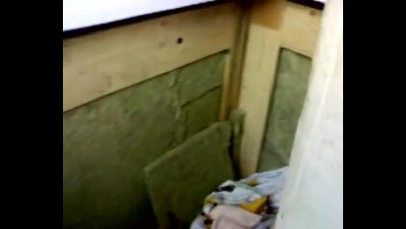 балкон утепл