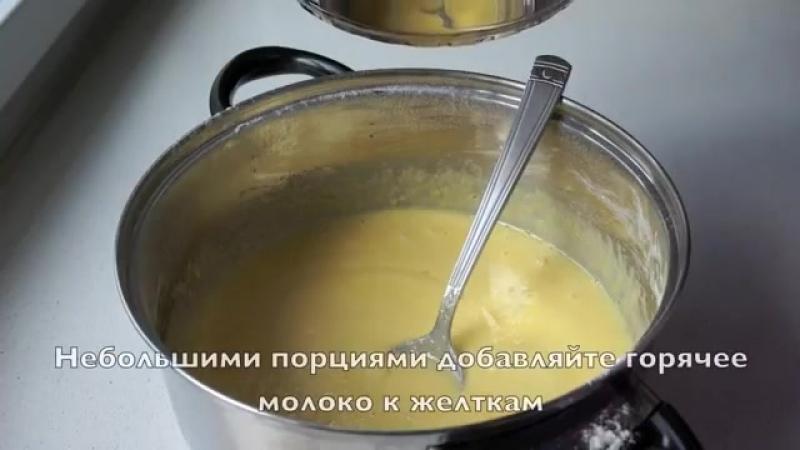 Классический Торт Наполеон рецепт приготовления Рецепт MasterVkusa mp4