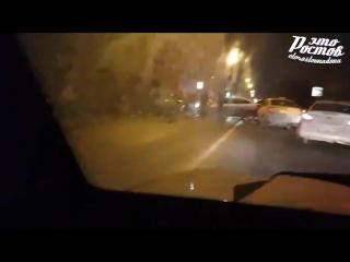ДТП на Белорусской 18-55 - 11.11.17 - Это Ростов-на-Дону!