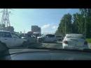 Массовая авария в Бердске