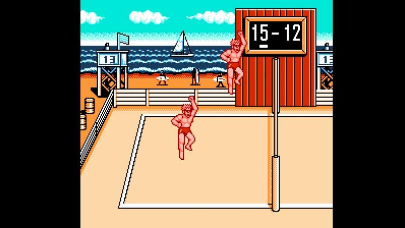Ночной волейбол izzzotope edexy vs BZK mafuta