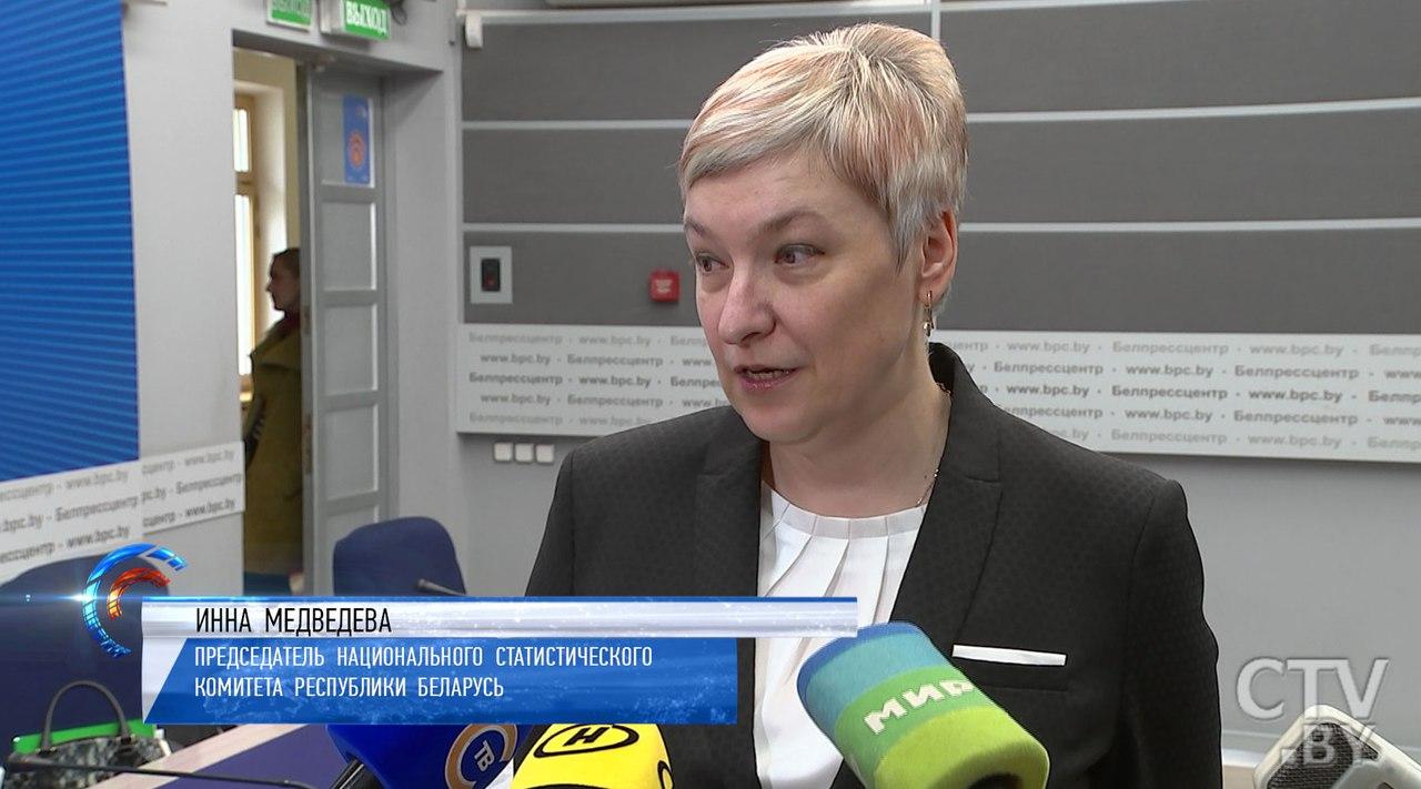 ВРеспублике Беларусь подходит кконцу пробная перепись населения