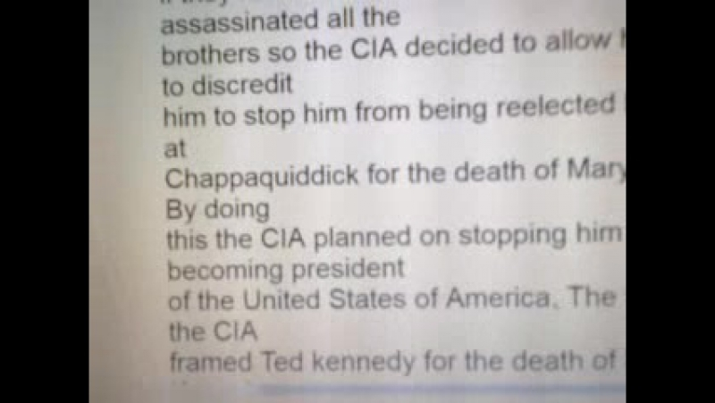 17; I CALL FBI, ABOUT SCHLUND v. BUSH ; BUSH ROCKEFELLER CIA, MURDERED JFK, RFK