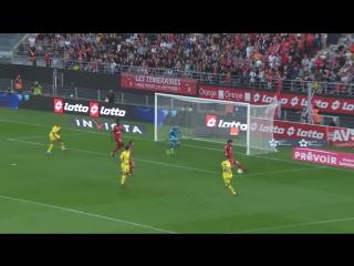 Лига 1 2017/18 | все голы 9-го тура