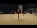 Нижний Новгород СДЮСШОР 16 (МС) Обручи Rhythmic Gymnastics Tournament Metelitsa 2018