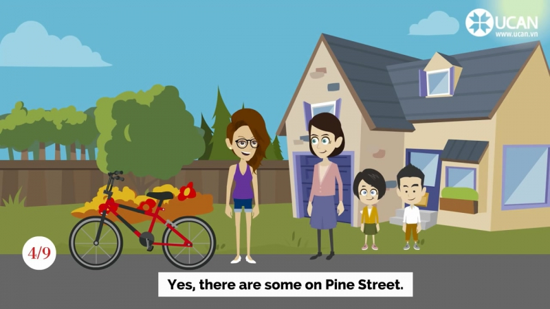 Learn English Conversation- Lesson 12. A new neighborhood
