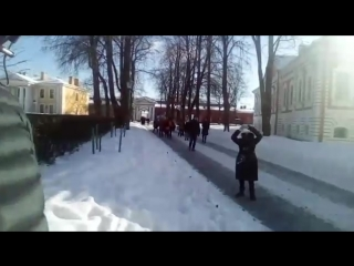 Петропавловская крепость, Санкт-Петербург..