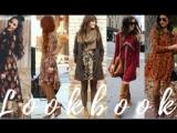 2017 Fashionable Fall Dresses -  Lookbook