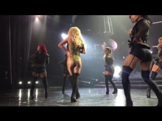 Britney Spears - Intro⁄Work Bitch - Piece of Me august 09 2017