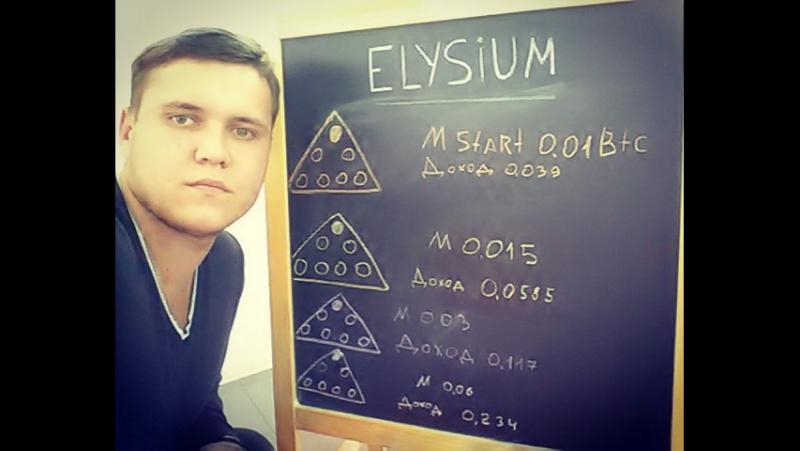 Моя команда - Elysium Company! MaksimBuss