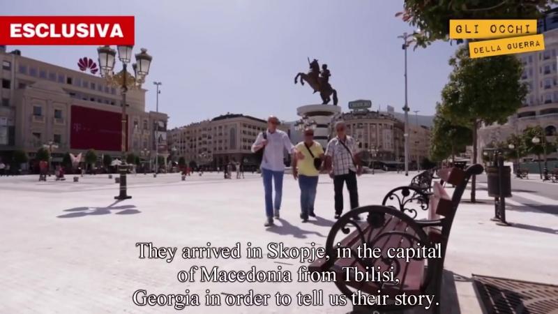 Грузинские снайперы признались в расстреле Майдана