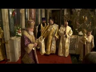 Патриарх Кирилл: история освобождения Болгарии кровью вписана в историю России
