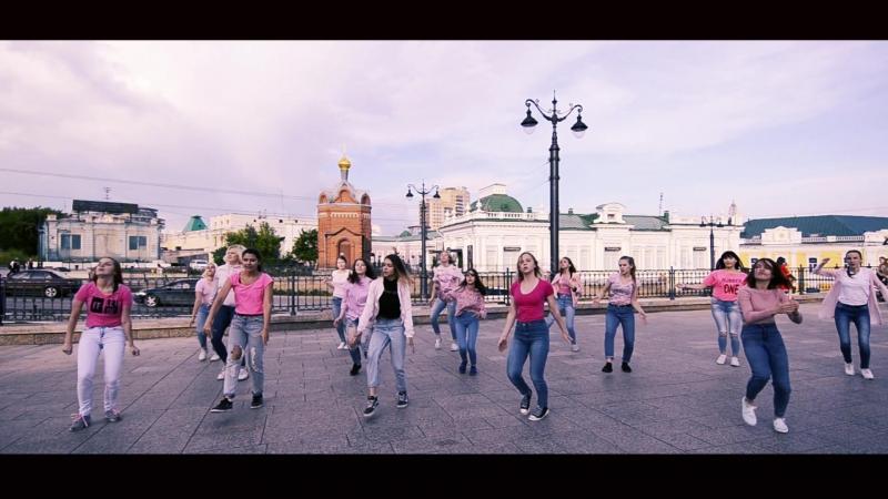 Dancehall в ОмскеChoreo by Julia AhmedovaKwamz Flava ft. R2bees - Wo Onane No - RMX