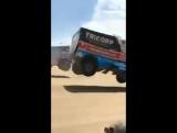 5 этап. Что может быть круче двух синхронно взлетающих грузовиков?