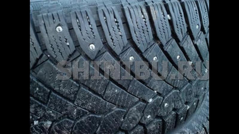 Shinibu-⛄ 255/55 R19 Continental ContiIceContact 4x4 зимняя с износом 10-15% 🚐