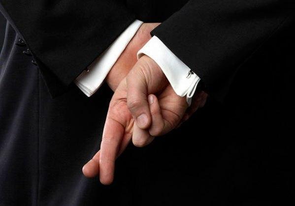 5 способов распознать лжеца..Как часто вы замечали, что следователь