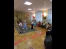 Танец Валенки старшая группа