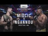 UFC 220 Stipe Miocic vs. Francis Ngannou
