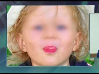 Приемные родители сначала убили девочку, потом сожгли