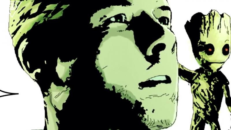 Тайная Империя_ Почему ДЭДПУЛ в ГИДРЕ Красная комната Чёрной Вдовы. (Marvel Comi