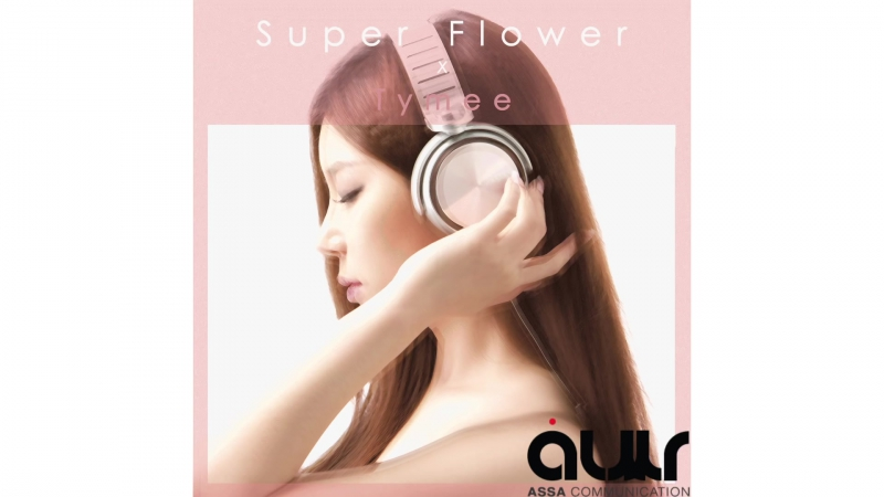 [타이미] 꽃(Super Flower) (feat.박수민) Tymees Digital Single Super Flower (feat.Park Soo Min)