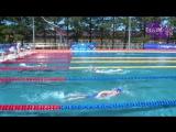 Открытие и первый день Всероссийского турнира по плаванию «Кубок золотого кольца» в ВДЦ «Смена»