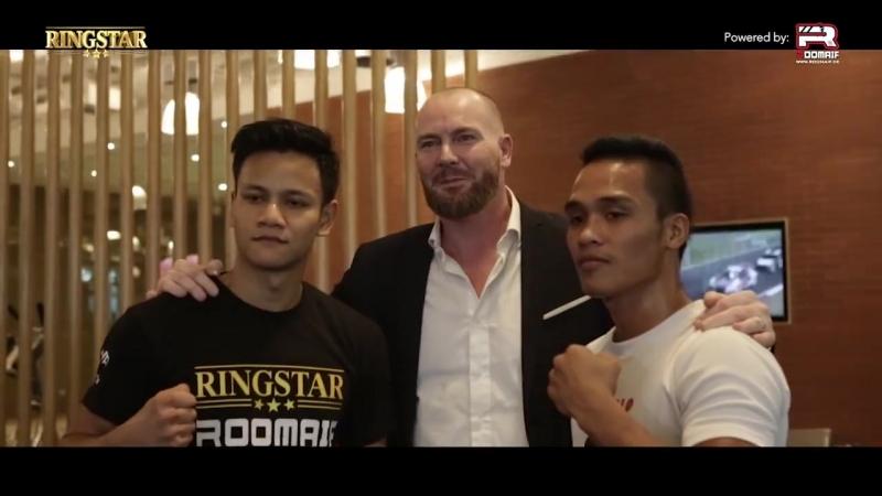 ROOMAIF Ringstar ...... Roar Of Singapore IV - The Night Of Champions Muhamad Ridhwan 'The Chosen Wan'
