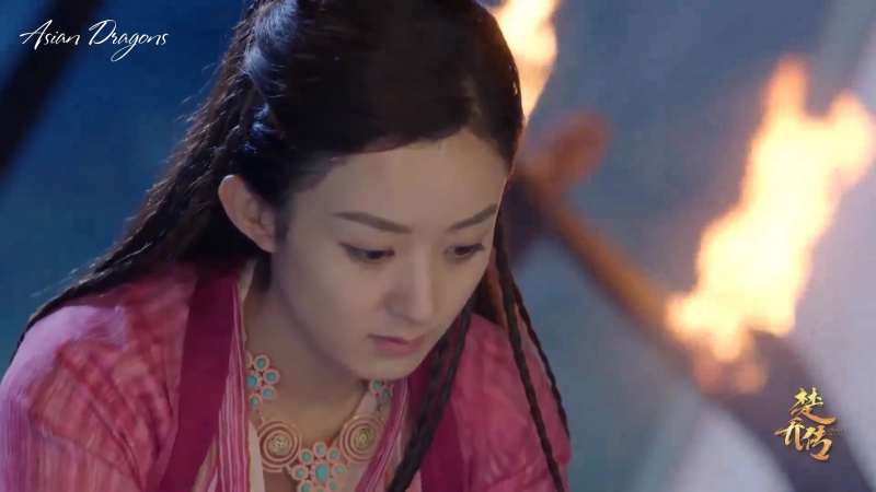 [46/58] Легенда о Чу Цяо / Legend of Chu Qiao / Princess Agents / 楚乔传