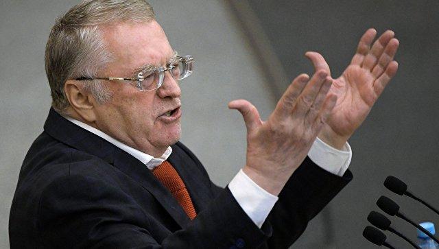 Жириновский прокомментировал принятый Госдумой закон о СМИ-иноагентах