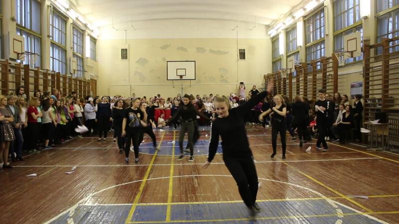411 группа, ОТ ВИН ТА! конкурс ритмической гимнастики