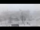 /19.01.18./ Петропавловск готовится к снежному циклону ⠀ Снежный циклон приближается к берегам полуострова – камчатская столица