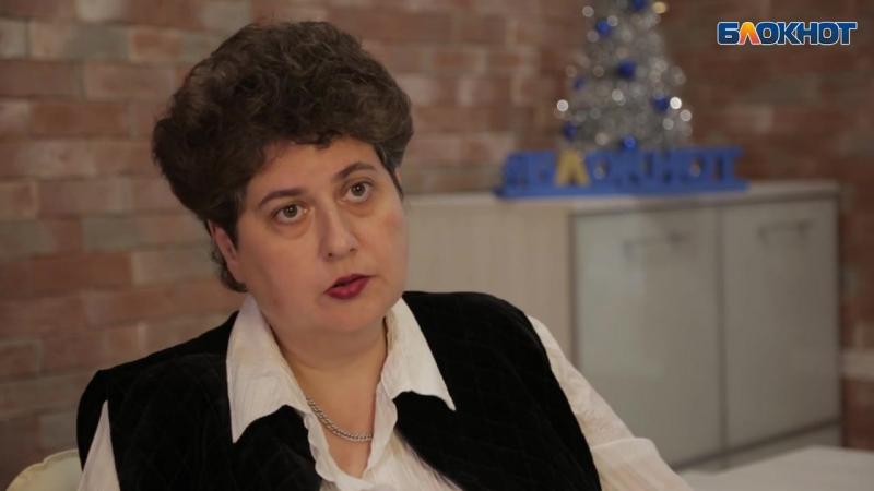 Ольга Бухановская | Блокнот Ростов | Никакой голопопой аномалии в Ростовской области нет