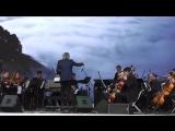 Эстрадно-симфонический оркестр Андрея Медведева  - концерт Мелодии белых ночей -Морской фестиваль - 8 июля 2017