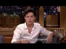 Cole Sprouse Коул Спроус в шоу Джимми Фэллона (на русском)