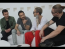 Weburg: Interview with Tokio Hotel - 21.04.2017