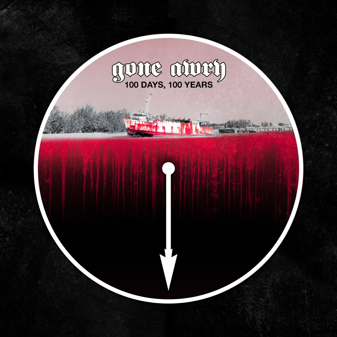 Gone Awry - 100 Days, 100 Years [EP] (2018)