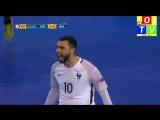 31.01.18 | Чемпионат Европы 2018 | Футзал | Испания - Франция | 0-1 А. Мохаммед