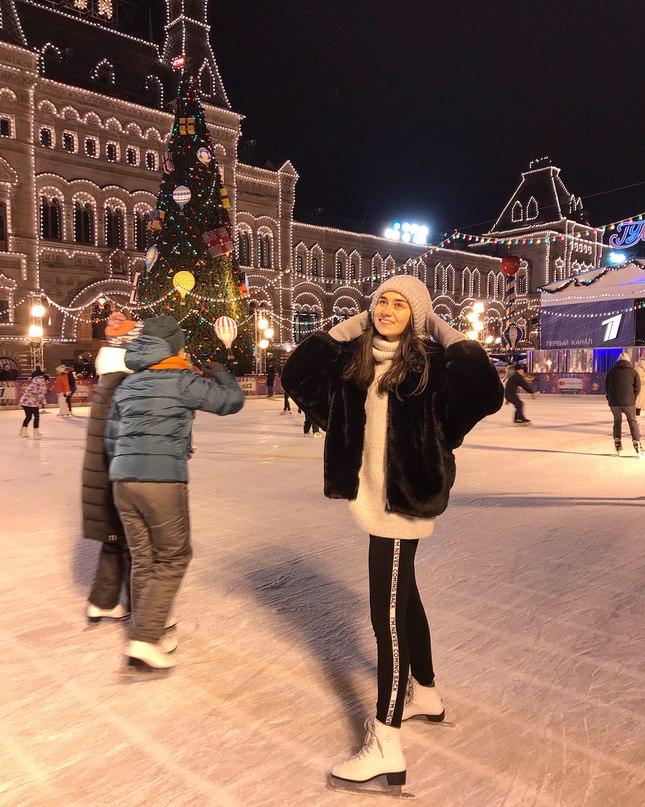 Лиза Пригожина | Москва