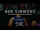 Ben Simmons | October⁄November Rookie of the Month