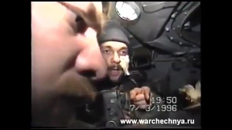 Подстава генштабом солдат в Чечне ...