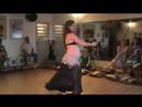 Ju Dança do Ventre Grávida na Kahina 19 12 2011