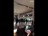 180105 Kris Wu @ Changsha Airport