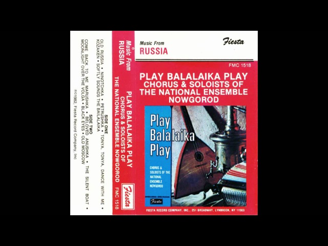 02 - Ninotschka - Play Balalaika Play