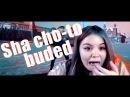 Anna Meow's Sha cho to buded