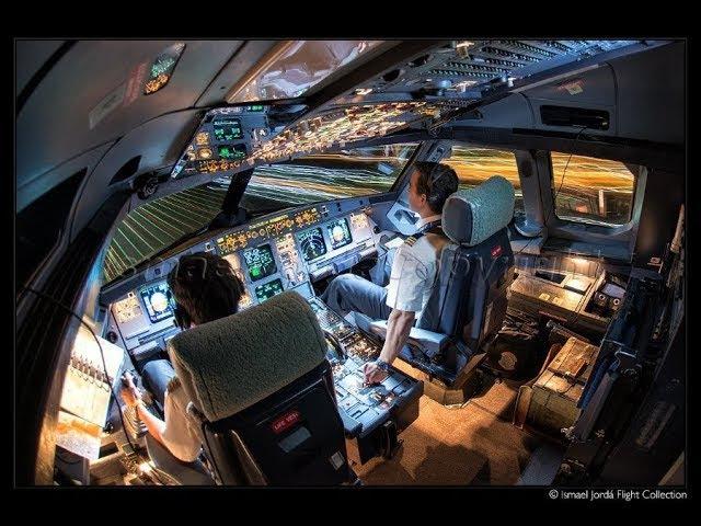 Как пилоты сажают самолет. Взгляд изнутри