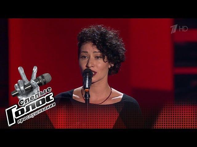 Дарья Винокурова «Canzone da due soldi» - Слепые прослушивания - Голос - Сезон 6