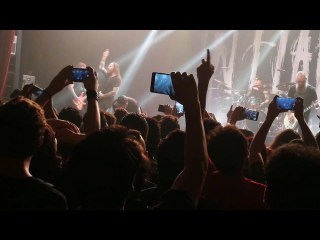 In Flames - Here Until Forever - Live in Chile 2017