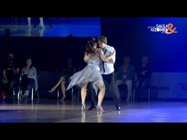 MSKFest 2017 - Sergey Zhupilov Sophia Vukovich (Moscow)