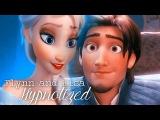 Flynn and Elsa  Hypnotized